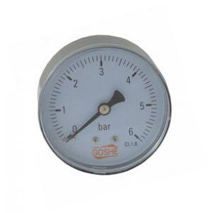 Manometr 63 mm axialny tylny 0-10 bar